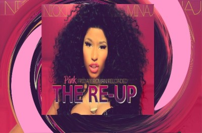 NICKI MINAJ - PinkFriday:Roman Reloaded THE REUP -Album Cover :) (My Edit) Album in Stores Nov. 19th 2012.!!!