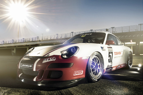 "automotivated:  (via 500px / Photo ""GT3 Cup"" by Ivan Nava)"