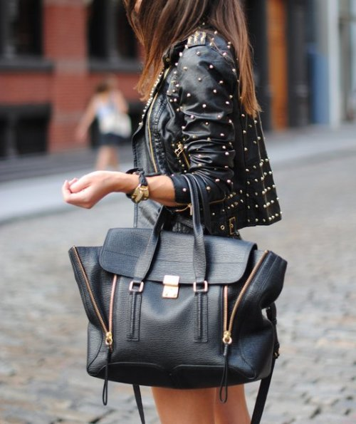 Pashli Satchel by 3.1 Phillip Lim(via Fancy)
