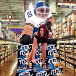 #chargers #phimeg #rehersaldinner  (Taken with Instagram at Total Wine & More)