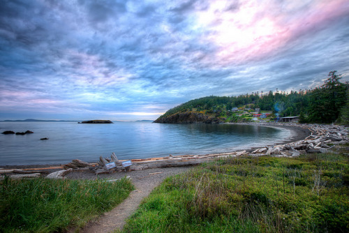 forbiddenforrest:  The Cove: HDR tips included by - Dave Morrow - on Flickr.