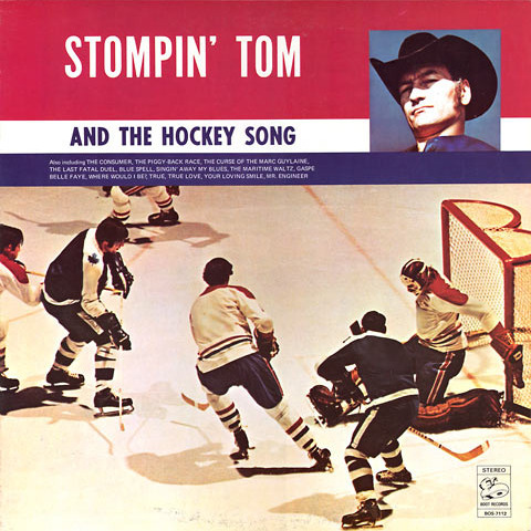 Stompin' Tom Connors - The Hockey Song