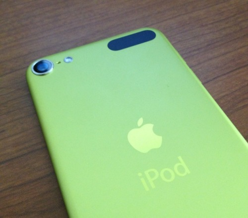 The New iPod Touch Will Further Obliterate The Point-And-Shoot Market