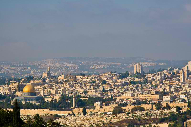 Jerusalem on my mind. Jerusalem calls!