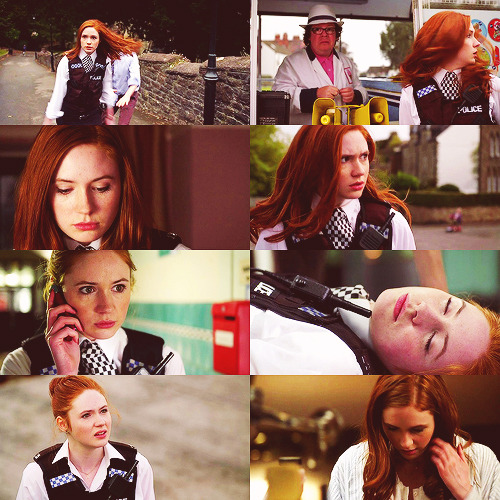 raggedymans:  The Eleventh Hour : Amy Pond
