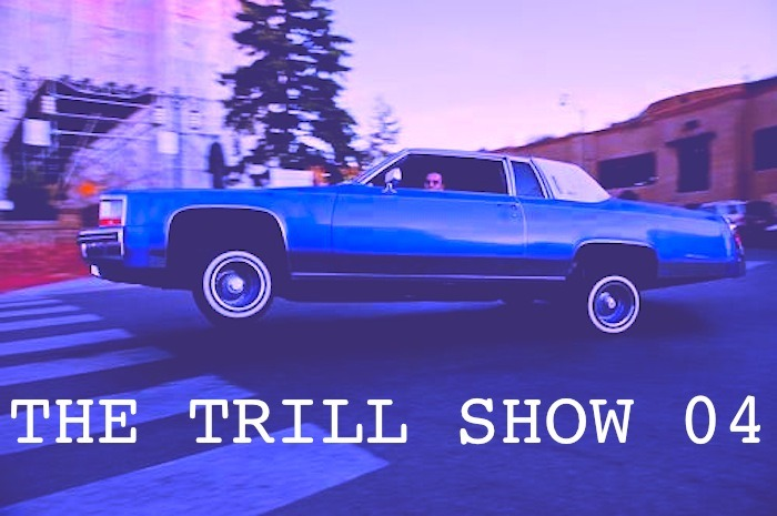 The Trill Show 04 Album de la semaine : Big Sant - MF x OG Il manque les 3 premiers morceaux sur le podcast, problème matériel… Mais j'ai arrangé pour que ça reste propre :) Bon premier disque de Big Sant, collègue de Big K.R.I.T, percutant et old school flavor. Session Dom Kennedy pour annoncer son concert mercredi 17 octobre à La Bellevilloise.   01 - Big Sant - Hold my Nuts (MF x OG)02 - Gunplay - Rap Sheet (Medellin) 03 - Pusha T & Future - Pain (New Album) 04 - Young Scooter - Truck Loads (Street Lottery) 05 - Smoke DZA - Diamonds feat. Ab-Soul (K.O.N.Y) 06 - HBK Skipper - No Doubt (W.E.T. 2) 07 - Dom Kennedy - My Type of Party (The Yellow Album) 08 - Dom Kennedy - Graduate (From The Westside With Love) 09 - Tyga - Crenshaw at Midnight feat Dom Kennedy (Well Done 3 : Leftovers) 10 - Freddie Gibbs - Walkin in with the M.O. feat Dom Kennedy (Baby Face Killa) 11 - Big Sant - Don't Turn Me Up (MF x OG)  DOWNLOAD : The Trill Show 04 (Right Click / Save) See ya next week !