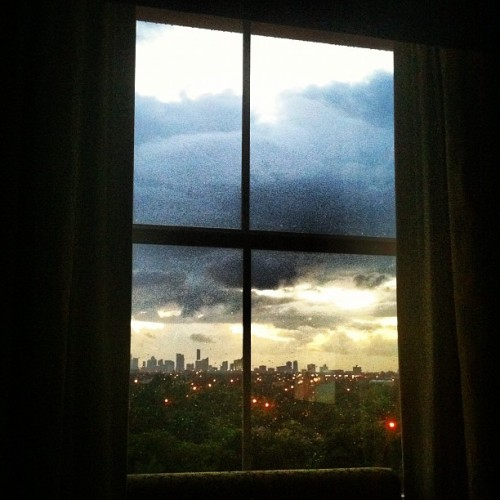 good morning & good night MIA. THX (Taken with Instagram)
