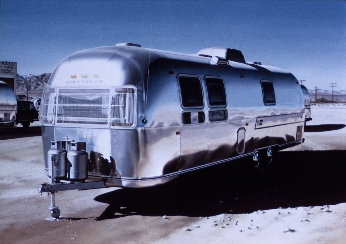 Ralph Goings Airstream 1970