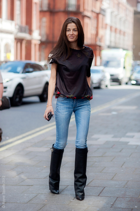 Barbara Martelo [source: street style aesthetic]