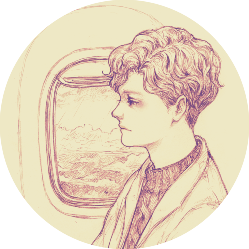 saltyrose:  window seat every flight always and forever