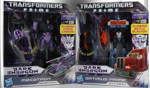 piippujalka:  optimusprimeisawesome:  Dark Energon Megatron & Optimus Prime  why to me it just looks like megatron is wearing pants
