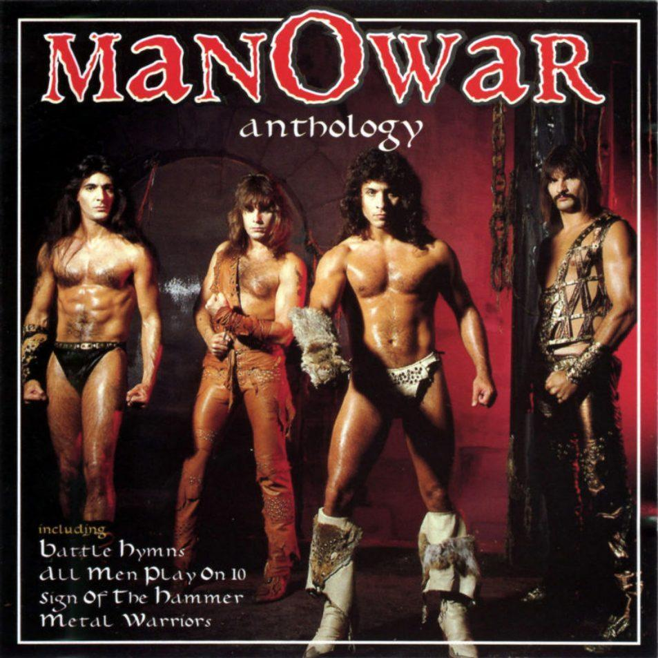 Man O'War - Anthology (1997)
