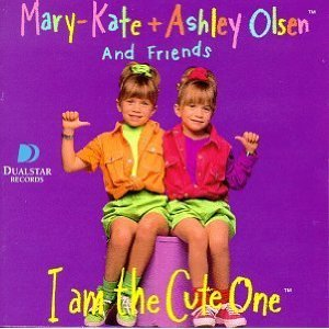 """I AM THE CUTE ONE"" BY MARY KATE & ASHLEYby Blaire Bercy http://bit.ly/TocVVH"