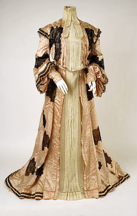 Dress 1900 The Metropolitan Museum of Art