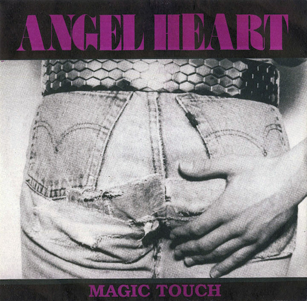 Angel Heart - Magic Touch single Crying Eyes 1989