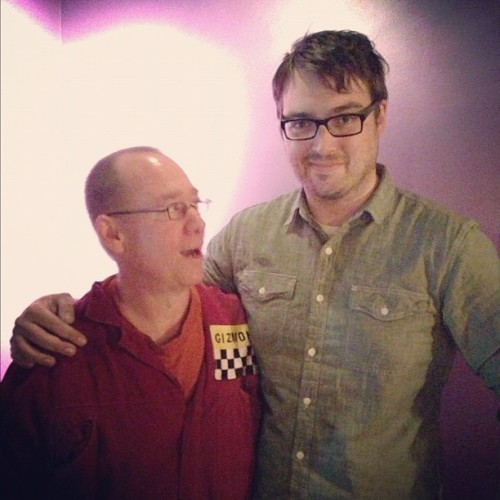 jonahray:  Robot Roll Call… (Taken with Instagram)