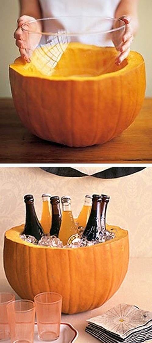 thecakebar:  DIY Pumpkin Bowl! (tutorial)
