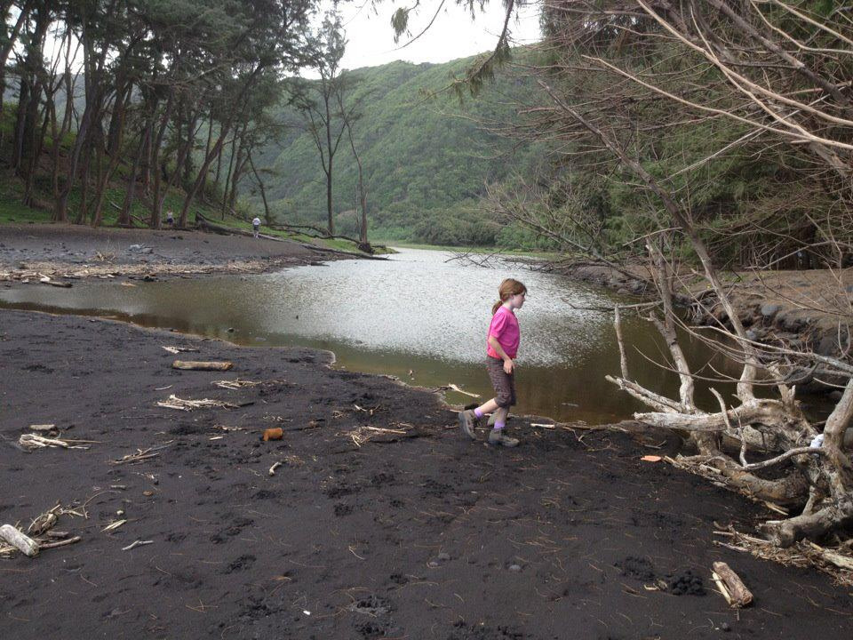 """My favorite healing place: Pololu Valley, The Big Island, Hawaii."" ~Jenny Schroedel What's your favorite healing place or sacred space?"