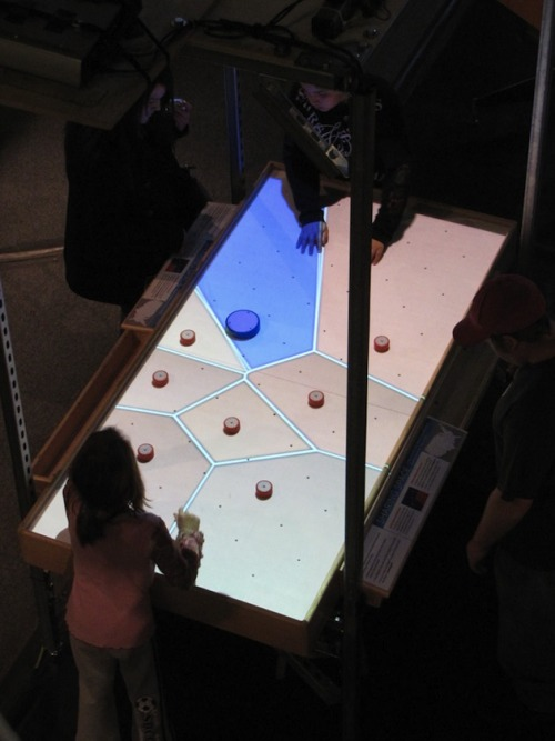 Interaction design helps to improve experiences of museum exibitions. Explorarium in San Francisco.  http://uxmag.com/articles/iterating-for-visitors-at-the-exploratorium?utm_source=feedburner&utm_medium=feed&utm_campaign=Feed%3A+UXM+%28UX+Magazine%29