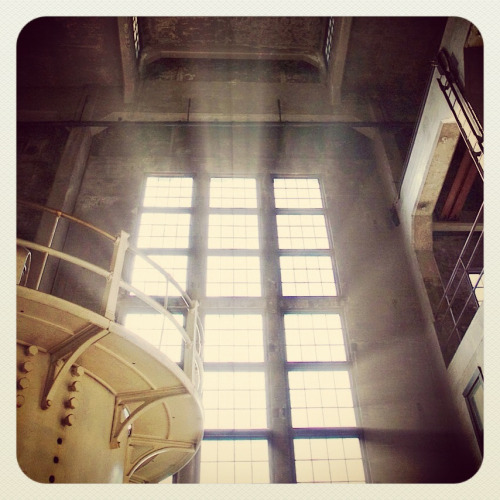 Georgetown Steam Plant, Seattle, Wa. © Copyright 2012 Ryan Hastings