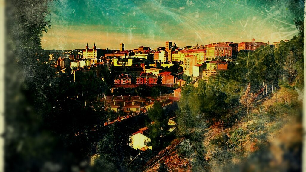 Panoramica de Teruel (from @lucassevilla on Streamzoo)