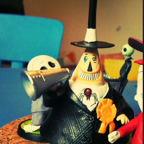 #nightmarebeforechristmas  (Taken with Instagram)