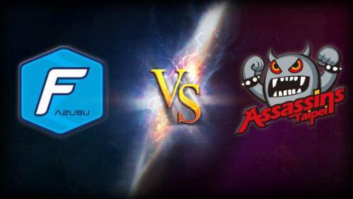 Hoy termina el gran torneo mundial de League of Legens!! Azubu Frost   vs   Taipei Assassins