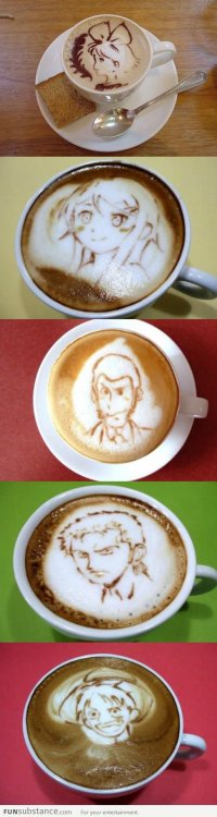 funsubstancecom:  The perfect coffee styles