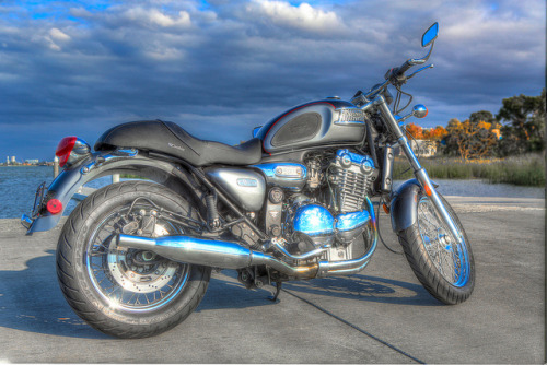 2002 Triumph Thunderbird on Flickr.