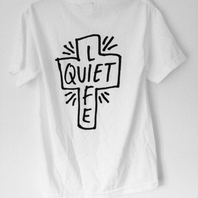 New t #thequietlife @thequietlife (Taken with Instagram)