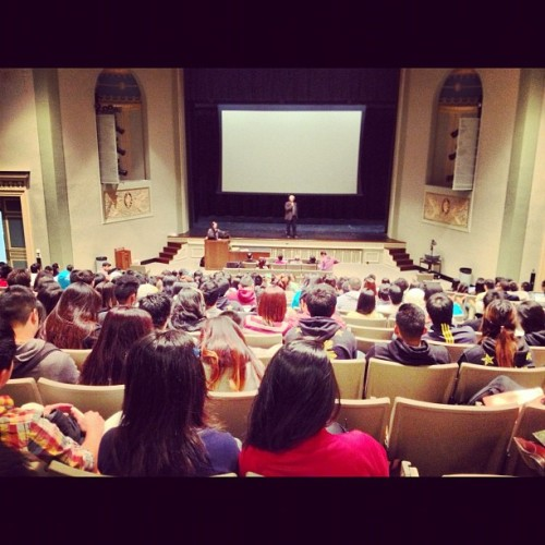 Workshop session 1! #fact2012  (Taken with Instagram)