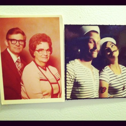 old farts/new farts (Taken with Instagram)