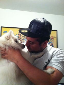 "Ponyo and I in a moment "" Shall we kiss"", lol"