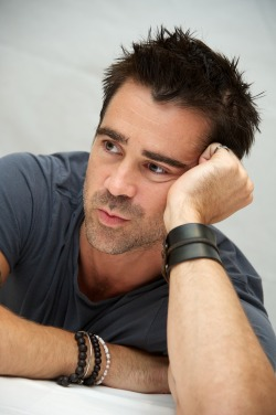 colin-farrell-hq:  'Seven Psychopaths' 2012 Press Conference   HQ   Beautiful Man ;)