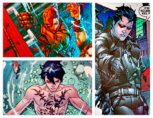 akurou:  —Jason Todd, the Red Hood.