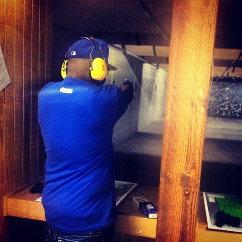 🔫 Bang Bang!!! (Taken with Instagram)