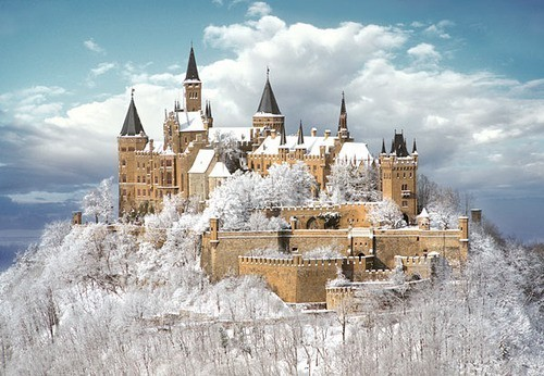 bluepueblo:    Hohenzollern Castle, Germany photo via besttravelphotos
