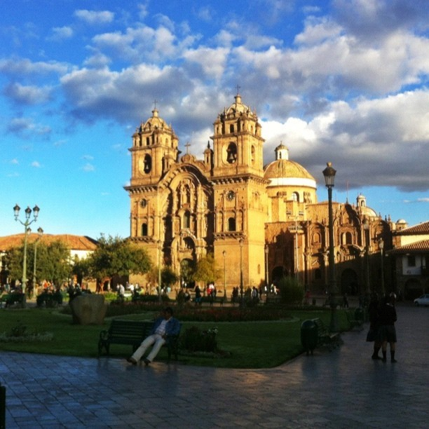 Arrived in cusco!   (Taken with Instagram)
