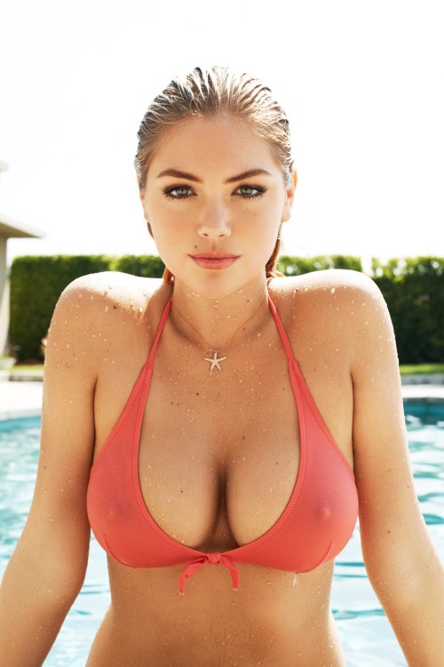 pussylequeer:  Kate Upton by Terry Richardson
