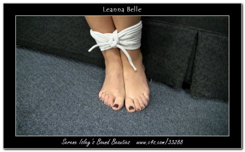 Tied Feet Bare 106