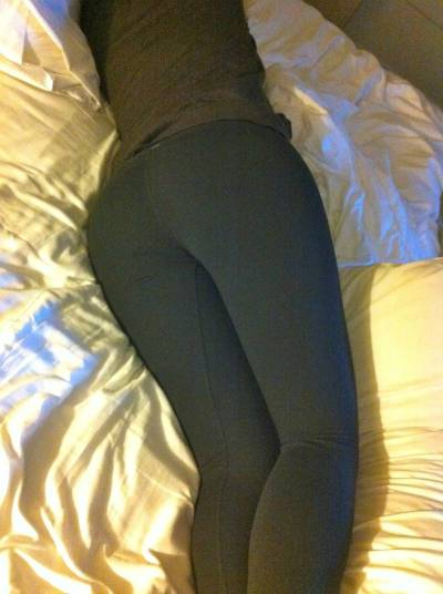 realnsfw:  here's me in yoga pants