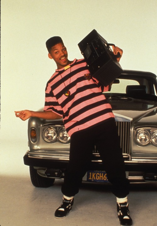 itsabossthing:  The Fresh Prince
