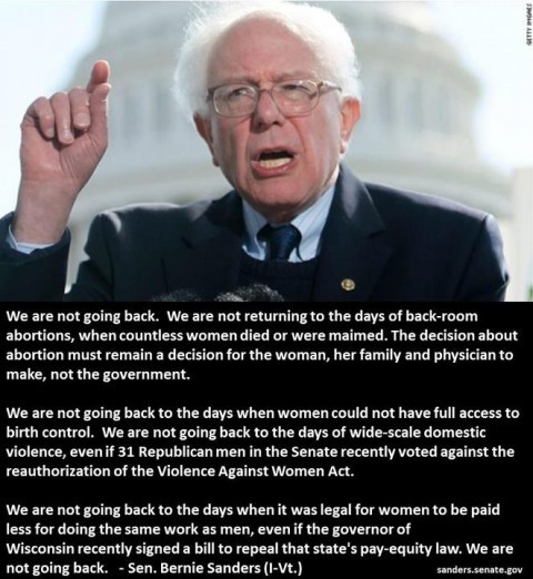 (via The Powerful Bernie Sanders Quote That Has Been Shared Thousands Of Times | MoveOn.Org)