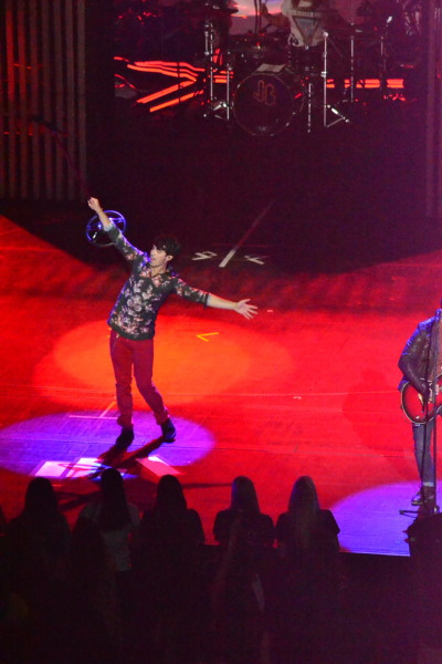 Joe Jonas Radio City 10-11-12