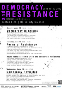 "Podcasts - Democracy and Resistance Podcasts of the ""Democracy and Resistance"" conference, held last June, are available here. A good…View Postshared via WordPress.com"