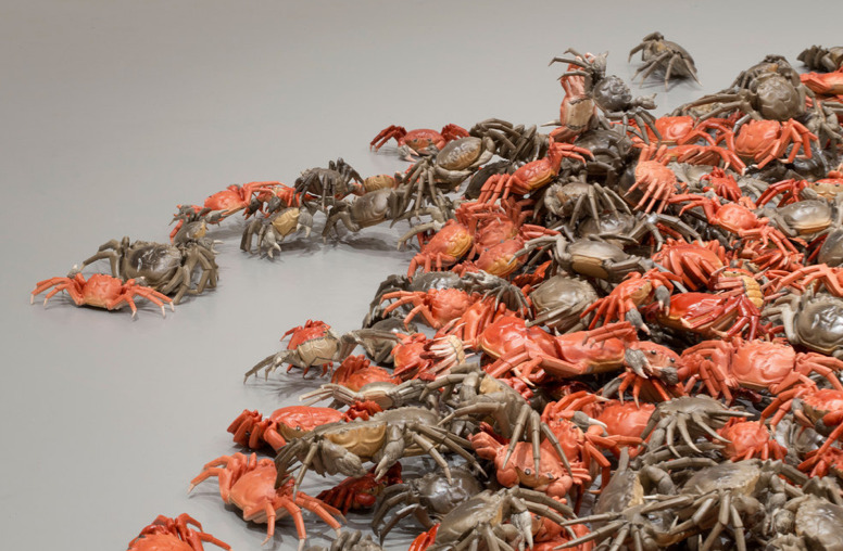 "(Ai Weiwei: According to What? Hirshhorn Museum and Sculpture Park via Big Red & Shiny) ""In positioning his activism as the leading premise of his work and not detaching it from his role as an artist, the curator, Mami Kataoka, has produced a show that well-suits the political climate of D.C.""-Sarah Sulistio reviews the AI Wei Wei show at the Hirshhorn for BR&S."