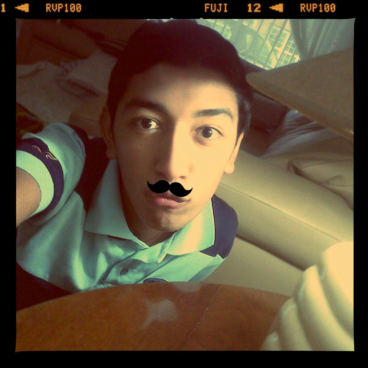 #me #sir #mustached #instapic