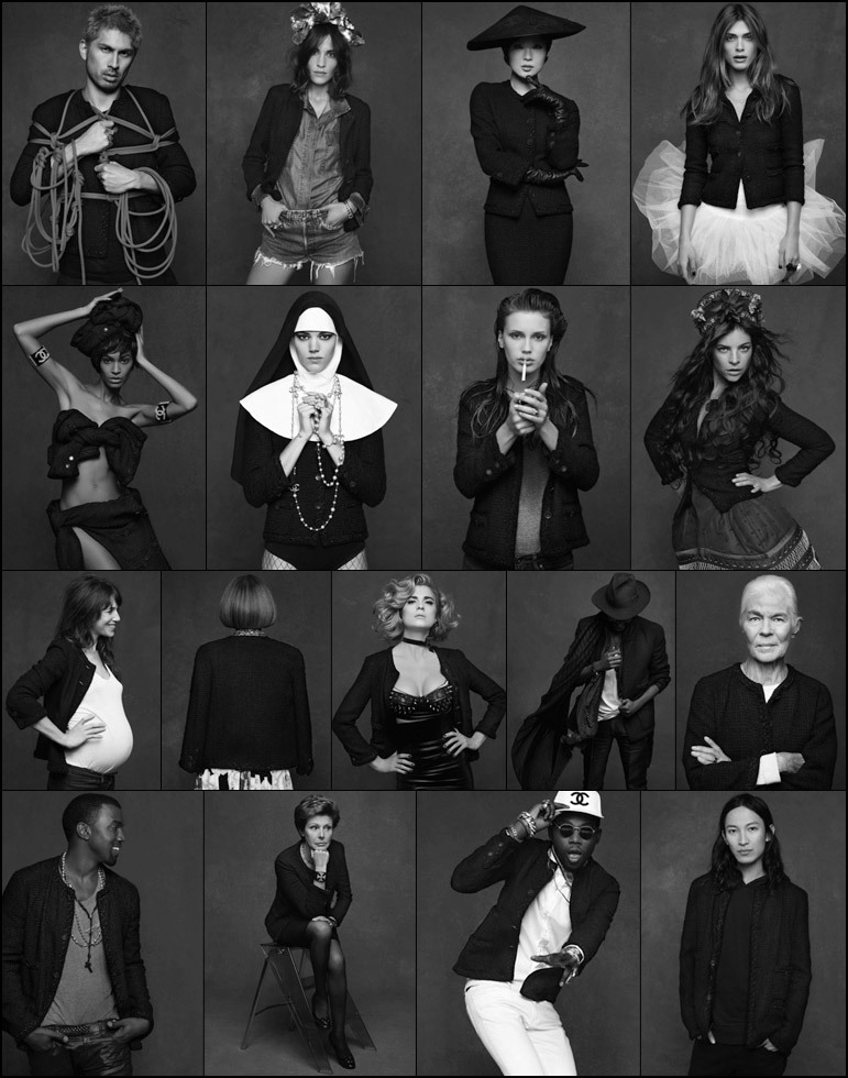 CHANEL LITTLE BLACK JACKET EXHIBITION IN LONDON  INFORMATION DATE: 12TH-28TH OCT, 2012 10AM - 6PM LAST ENTRY 5:30PM   ADDRESS: SAATCHI GALLERY DUKE OF YORK'S HQ KING'S ROAD LONDON  SW3 4RY  (Have a look at the official website: http://thelittleblackjacket.chanel.com)