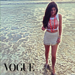 Kylie Jenner - Vogue