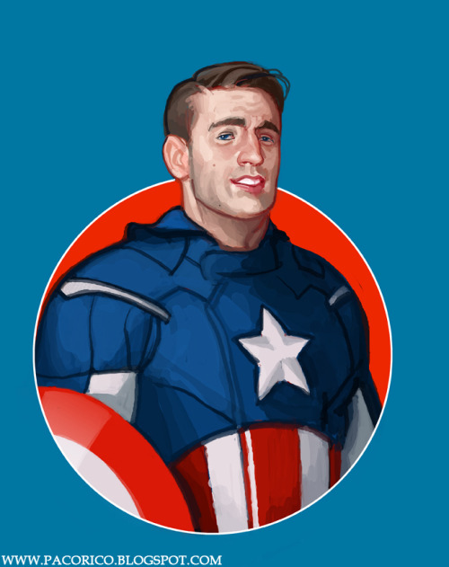 Captain Chris by ~Mancomb-Seepwood